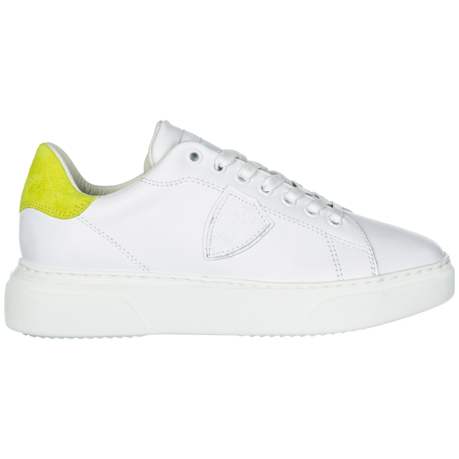 online store b66ba a6ec7 Scarpe sneakers donna in pelle temple