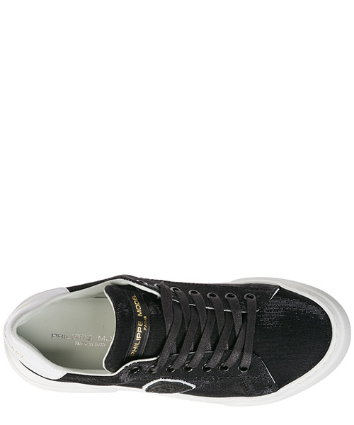Scarpe sneakers donna in pelle temple secondary image