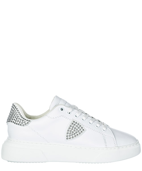 Sneakers Philippe Model Temple A19EBGLDSD01 blanc