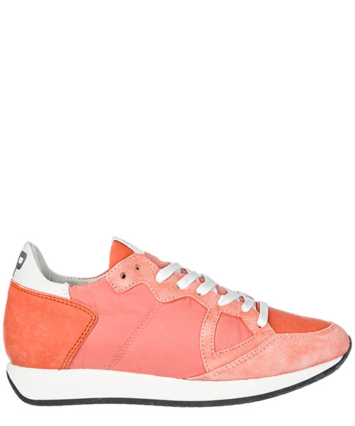Sneakers Philippe Model Monaco A19EMVLDBX13 basic corallo