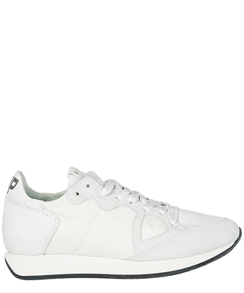Sneakers Philippe Model Monaco A19EMVLDBX17 basic blanc