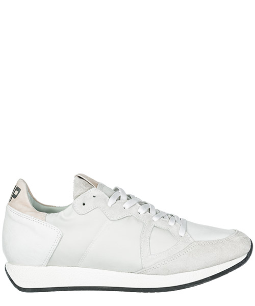 Sneakers Philippe Model Morgot A19EMVLUBX07 basic blanc