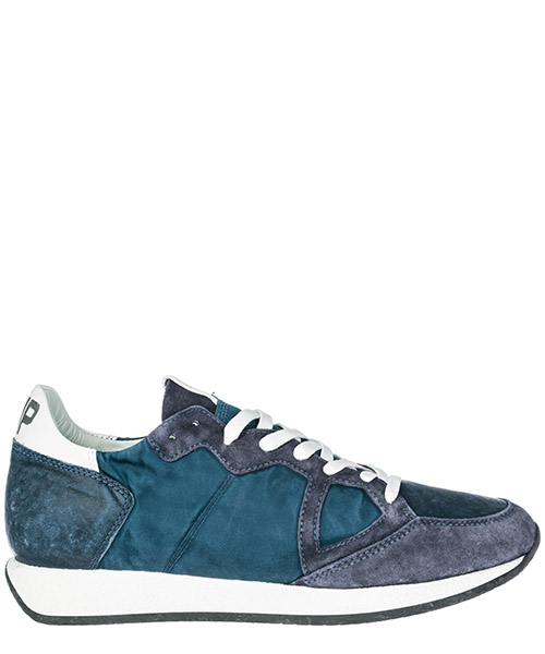 Sneakers Philippe Model Monaco A19EMVLUBX15 basic blue
