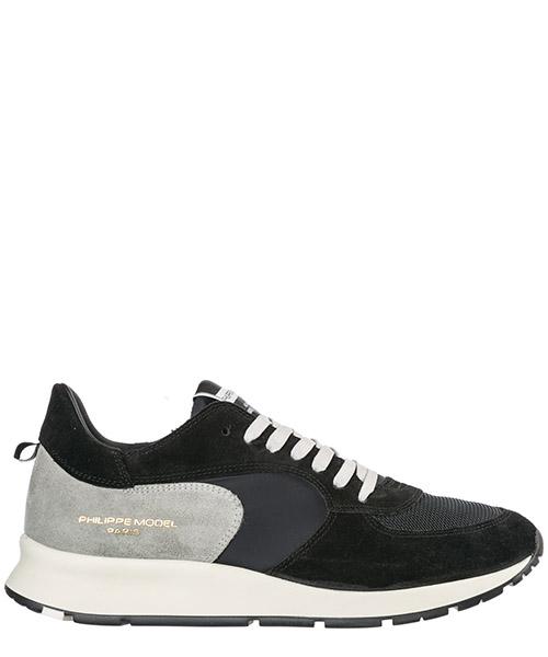 Zapatillas deportivas Philippe Model Montecarlo A19ENTLUXN01 noir gris