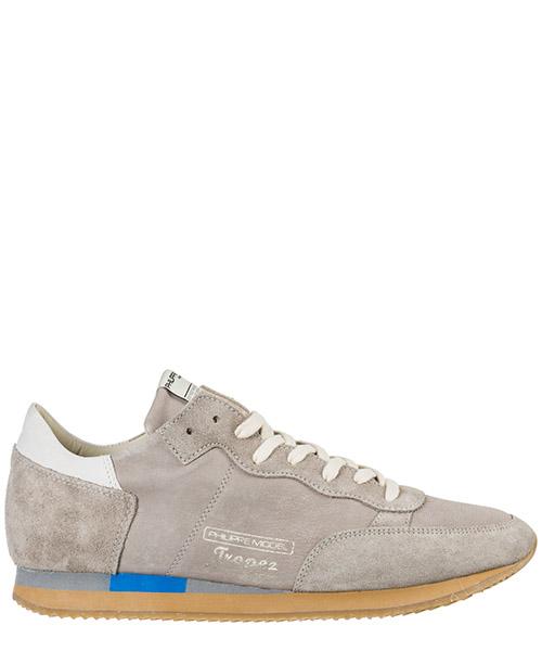 Sneakers Philippe Model Tropez Vintage A19ETVLUWW21 west gris