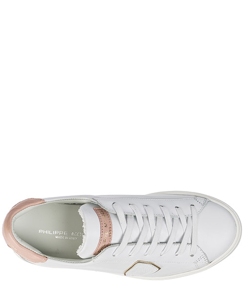 Scarpe sneakers donna in pelle madeleine secondary image