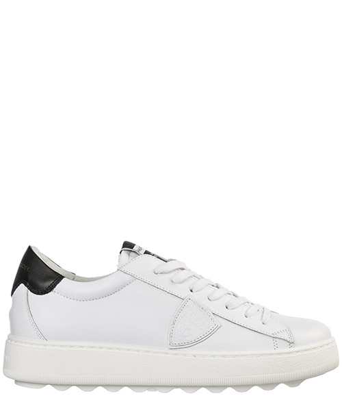 Sneakers Philippe Model Madeleine A19EVBLUV023 blanc noir