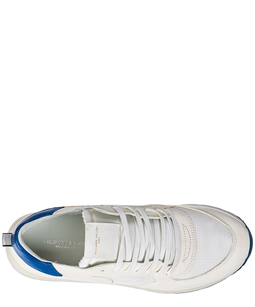 Chaussures baskets sneakers homme en cuir montecarlo secondary image