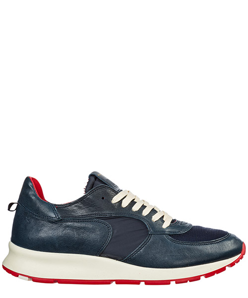 Sneakers Philippe Model montecarlo a19intluxt18 blu