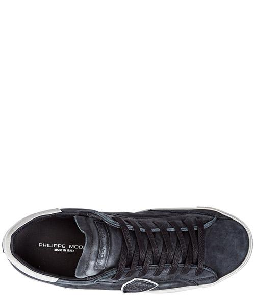 Scarpe sneakers uomo in pelle paris secondary image