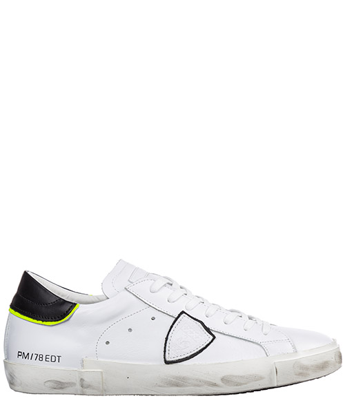 Sneakers Philippe Model paris a19iprluv008 bianco