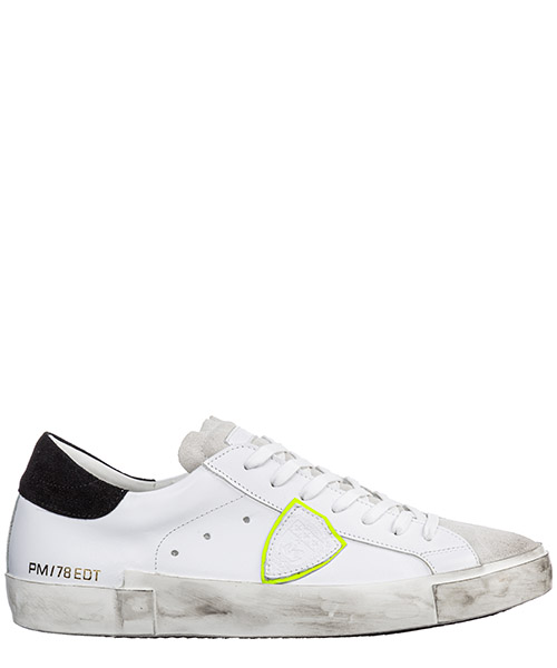 Sneakers Philippe Model paris a19iprluvp02 bianco