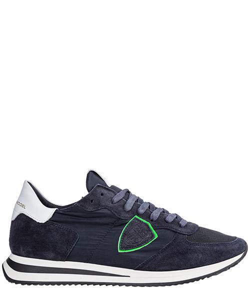 Sneakers Philippe Model Tropez A19ITZLUW012 bleu
