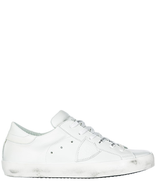 Sneakers Philippe Model Paris A1UNCLLD1001 blanc / blanc
