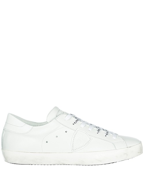 Sneakers Philippe Model A1UNCLLU1001 bianco