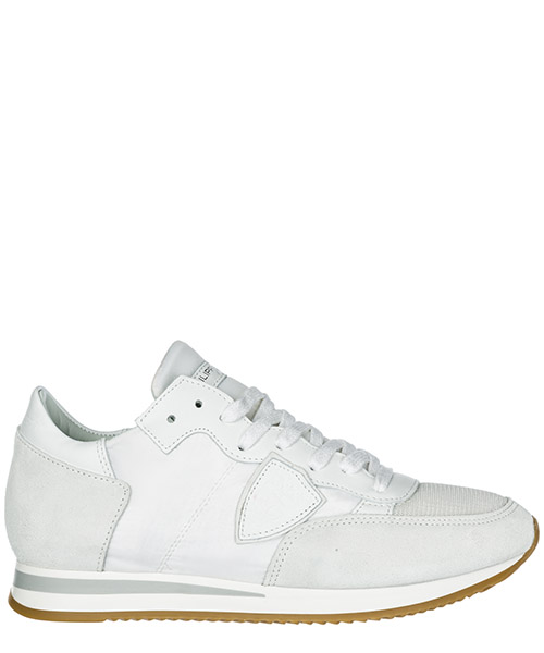 Sneakers Philippe Model Tropez A1UNTRLD1101 basic blanc blanc
