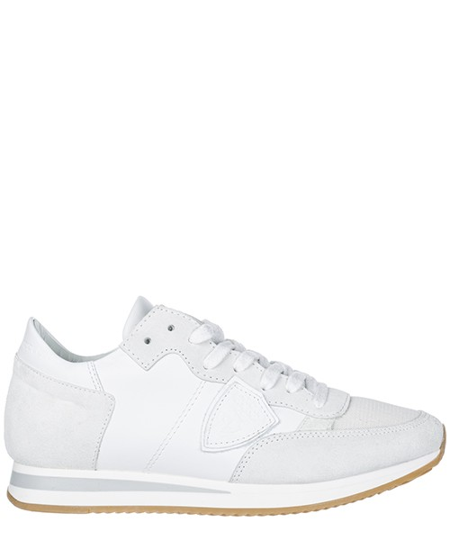 Turnschuhe Philippe Model A1UNTRLD5001 bianco