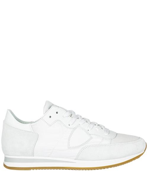 Sneaker Philippe Model tropez a1untrlu1101 blanc / blanc
