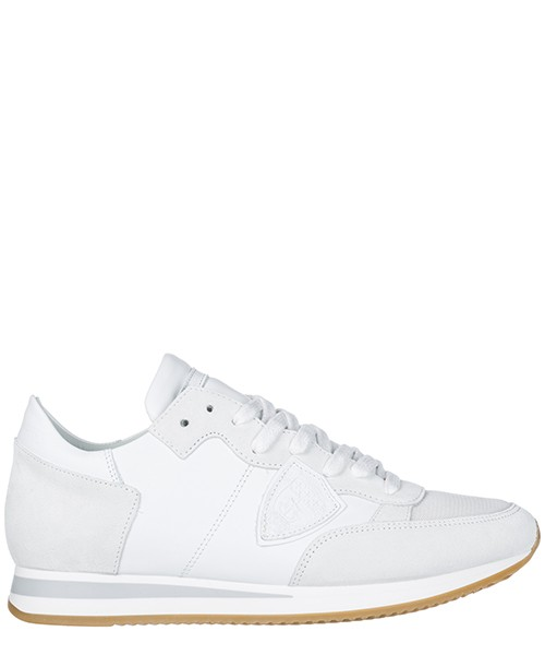 Turnschuhe Philippe Model A1UNTRLU5001 bianco
