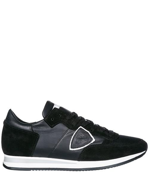 Sneaker Philippe Model Tropez A1UNTRLU5004 noir