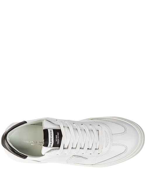 Chaussures baskets sneakers homme en cuir temple secondary image