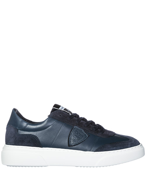 Sneakers Philippe Model Temple BALUXY08 mixage bleu