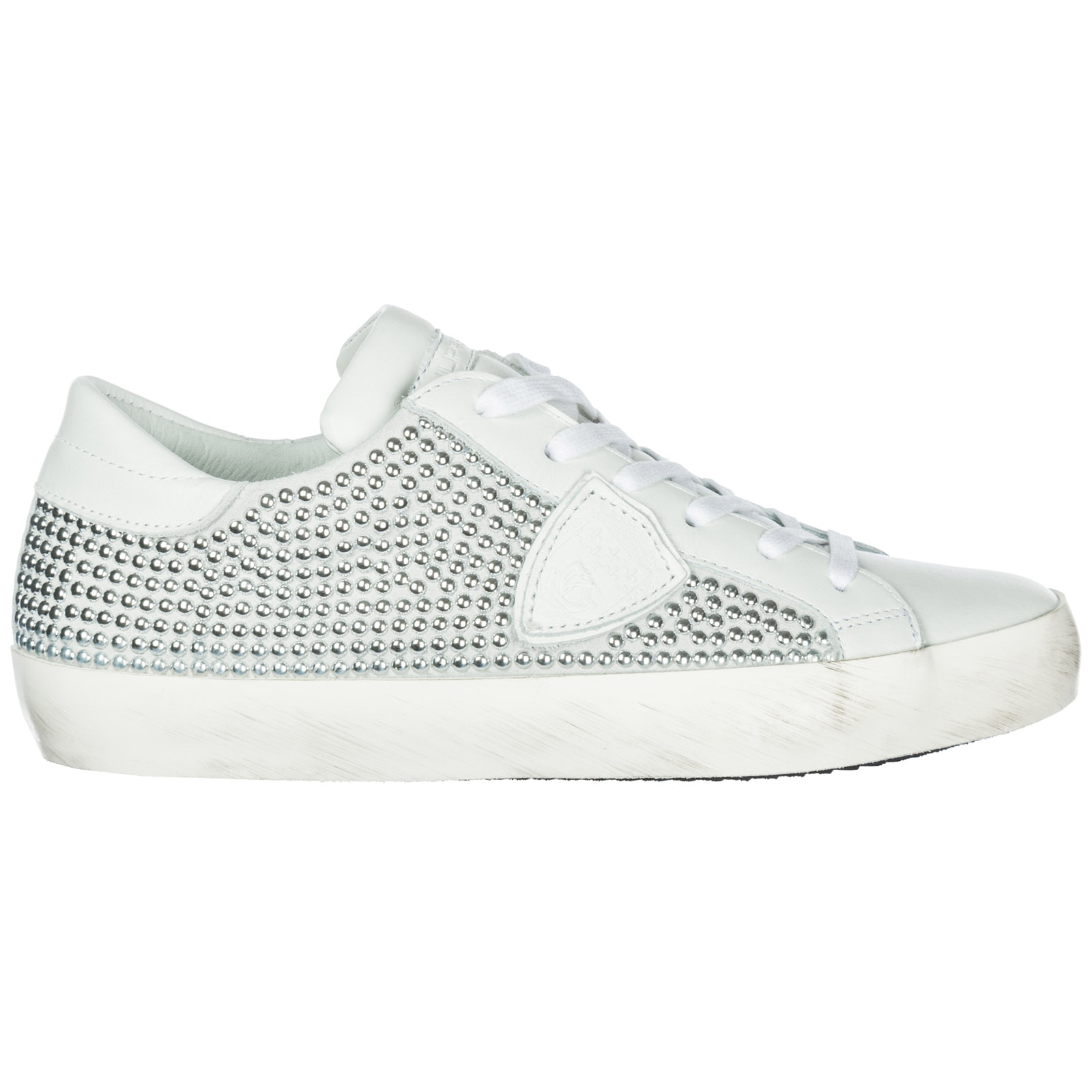 2b35ae871f136 Philippe Model Women s shoes leather trainers sneakers paris