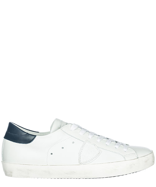 Sneakers Philippe Model Paris CLLUV055 blanc bleu
