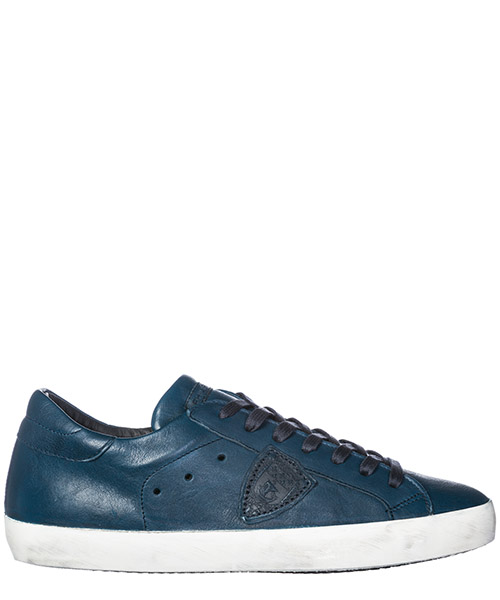 Sneakers Philippe Model Paris CLLUWW04 west bleu