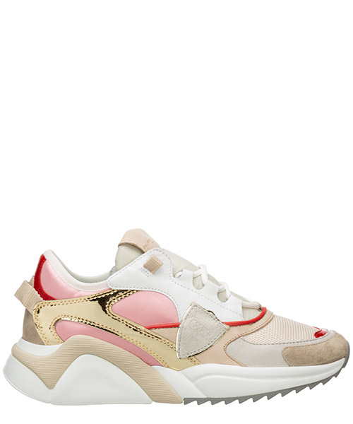 Sneakers Philippe Model eze A10EEZLDRS01 rosa