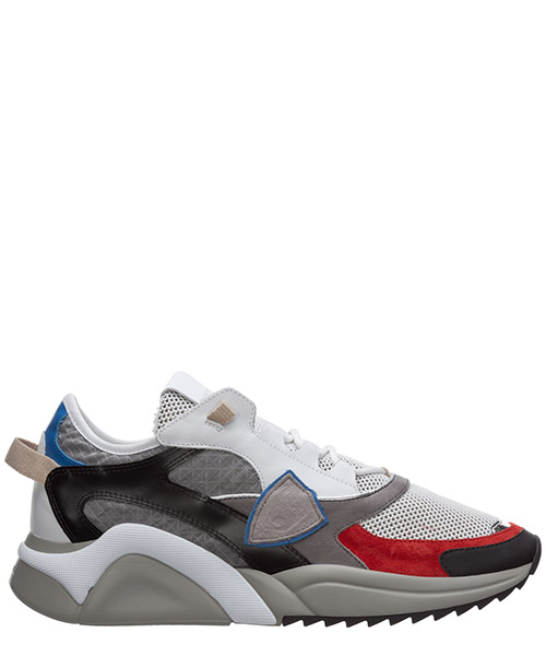 Sneaker Philippe Model eze a10eezlufy02 grigio