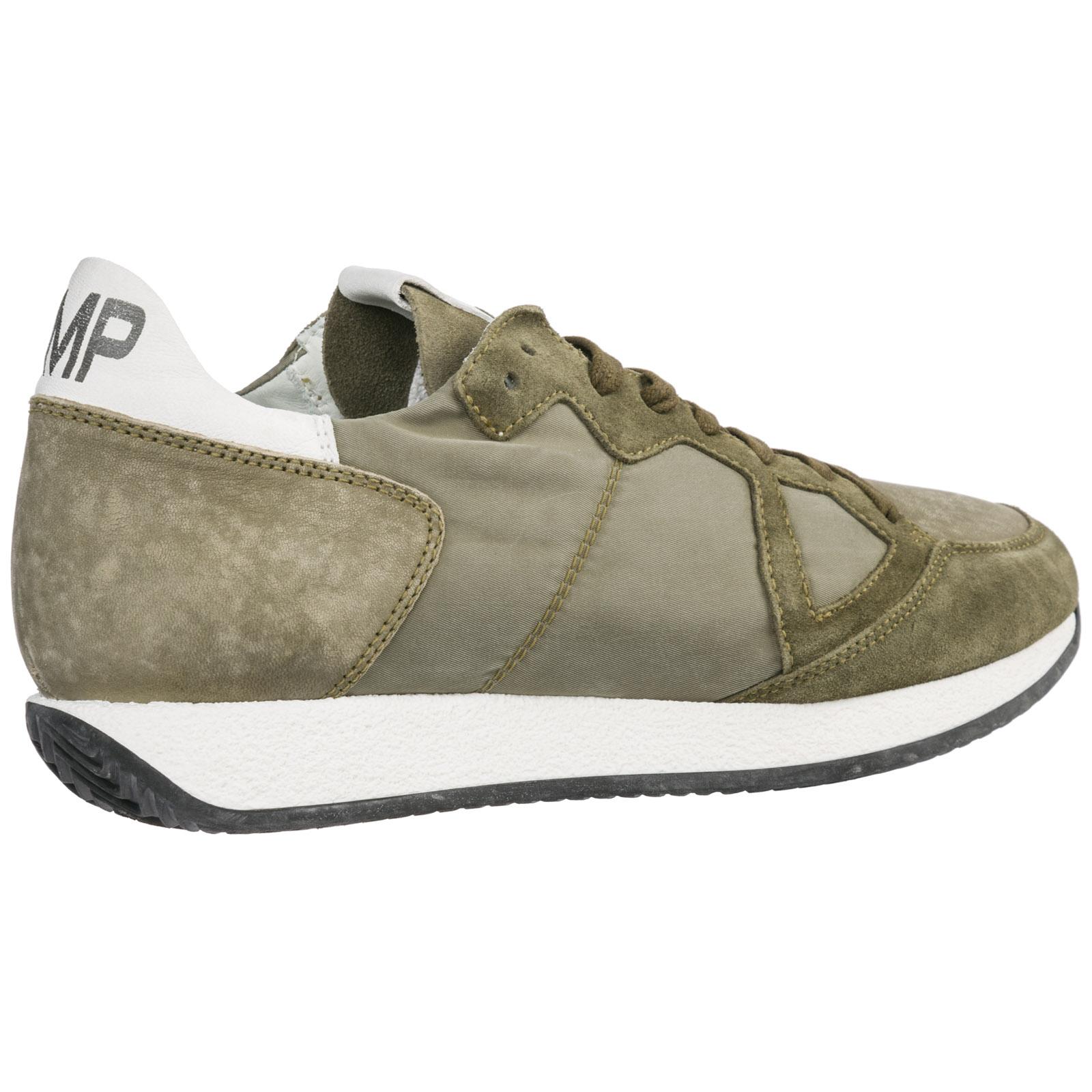 ed72c2625f Scarpe sneakers uomo camoscio monaco vintage