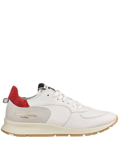 Women's shoes leather trainers sneakers montecarlo