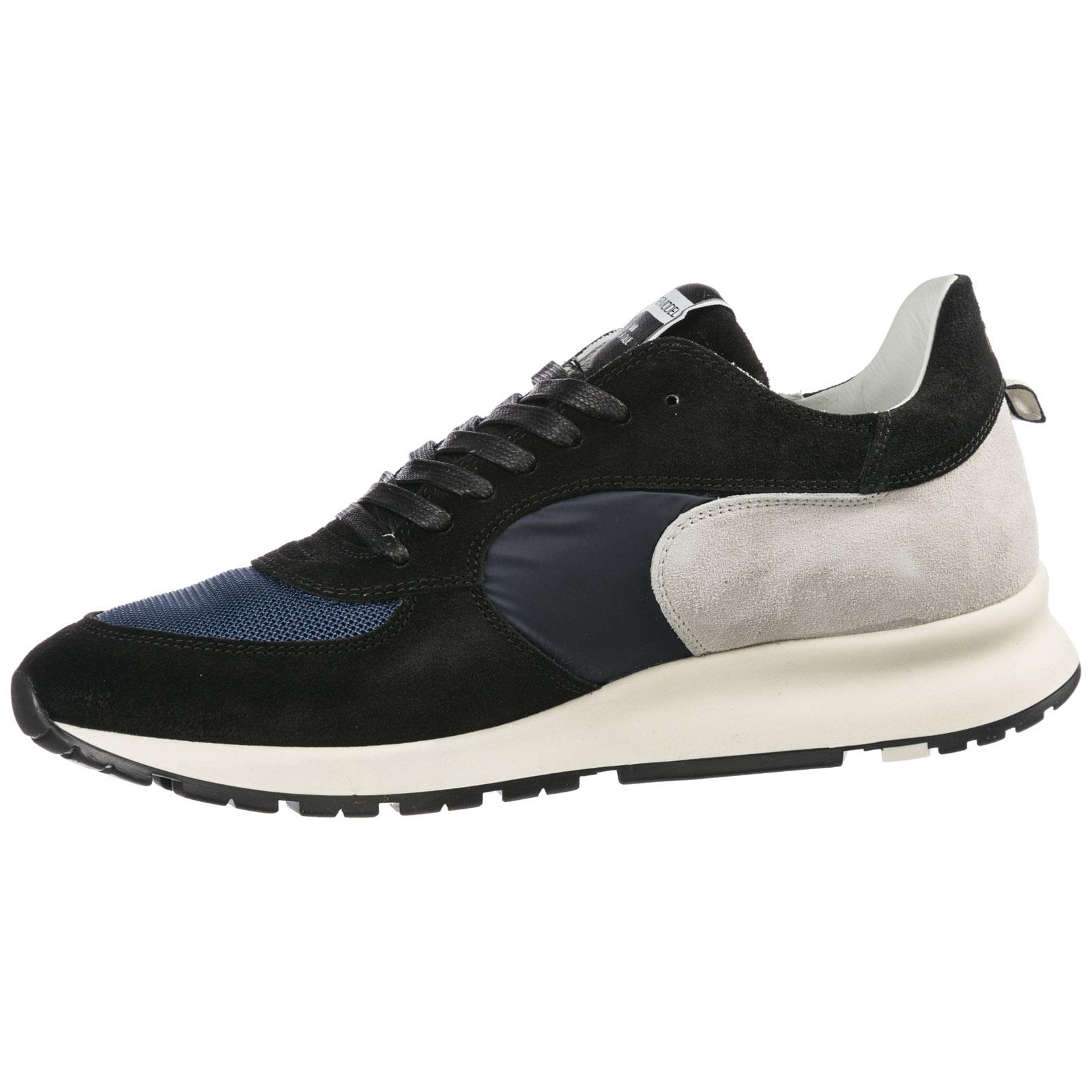 071751b1742107 ... Chaussures baskets sneakers homme en daim montecarlo ...