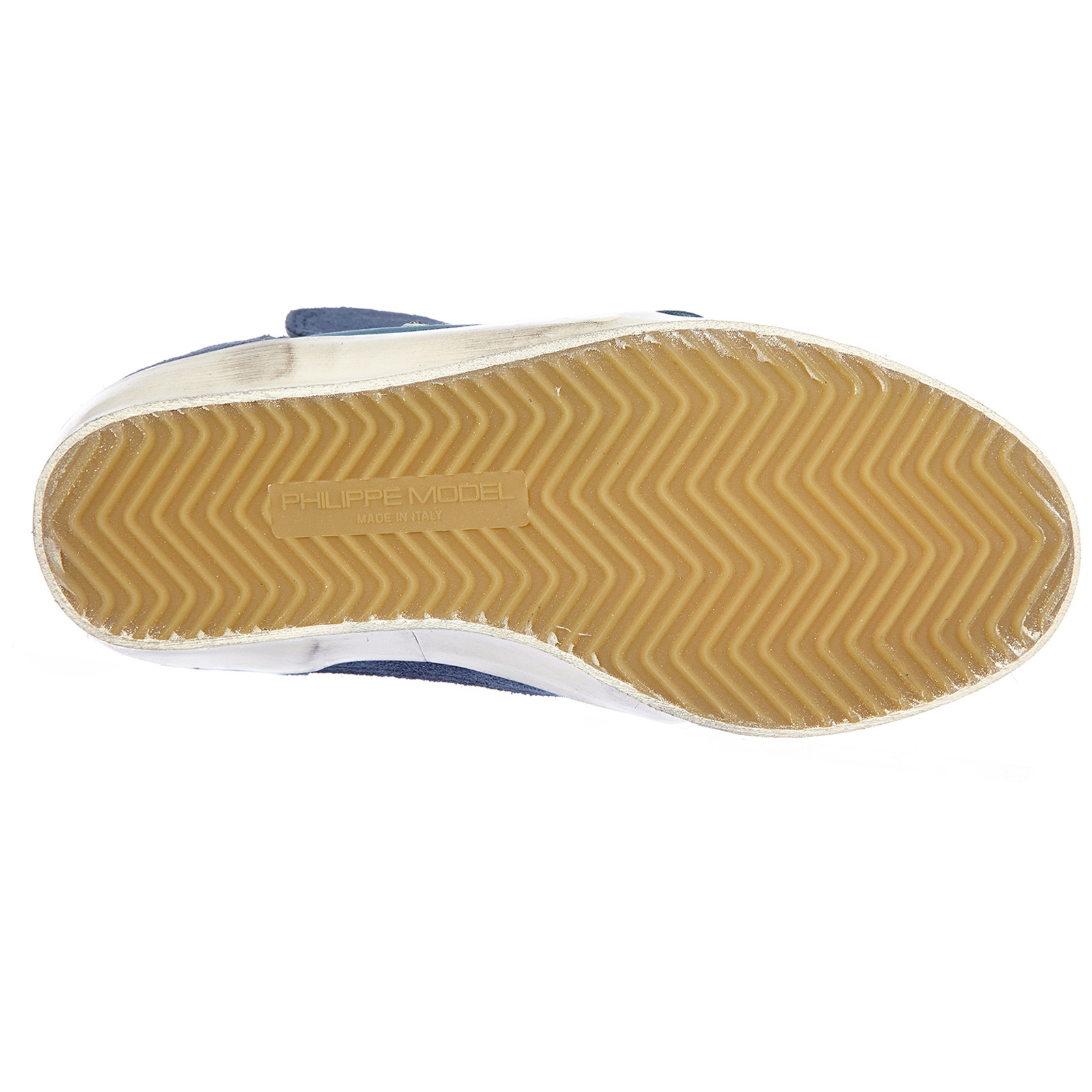 Zapatos zapatillas de deporte largas mujer en ante piaf edith