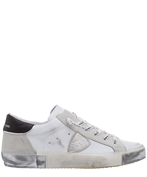 Sneaker Philippe Model paris a10eprldma02 bianco