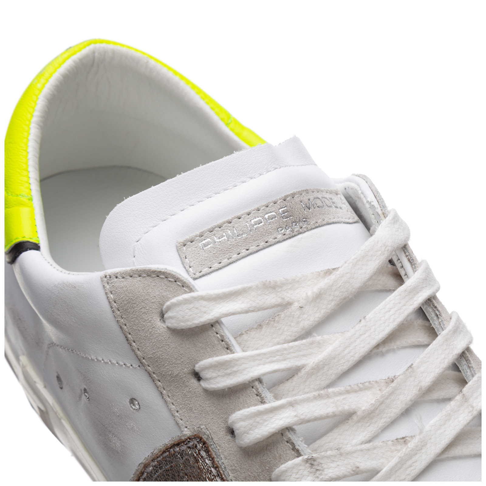 Men's shoes leather trainers sneakers prsx
