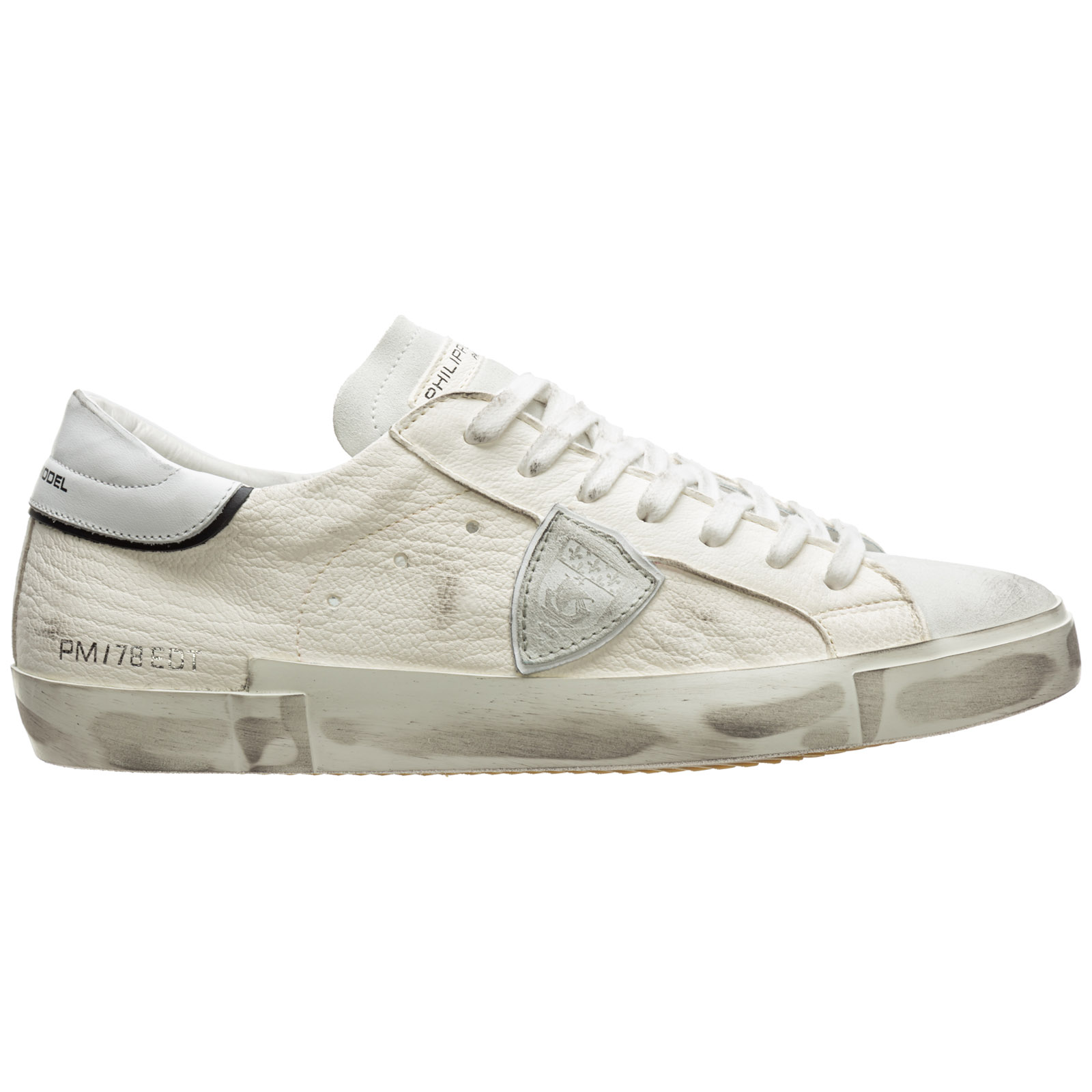 Philippe Model Sneakers MEN'S SHOES LEATHER TRAINERS SNEAKERS PARIS