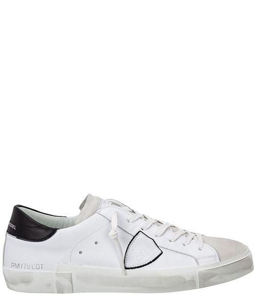 Sneaker Philippe Model prsx a1unprlu1011 blanc / noir