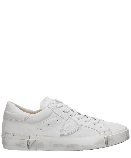 Sneaker Philippe Model prsx a1unprlu1012 basic blanc