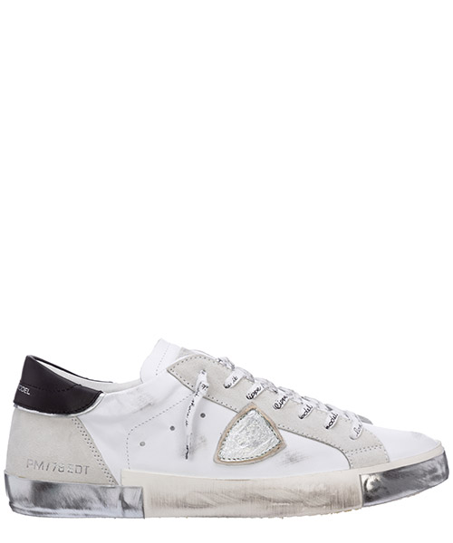 Sneaker Philippe Model paris a10eprluma02 bianco