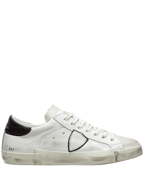 Sneakers Philippe Model prsx a10eprluv016 bianco