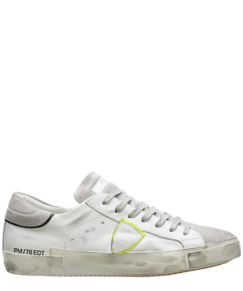 Sneaker Philippe Model paris a10eprluxx03 bianco