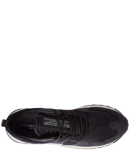 Zapatos zapatillas de deporte hombres en piel royale secondary image
