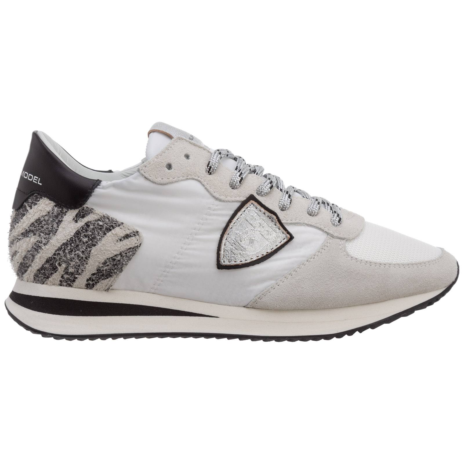 Philippe Model WOMEN'S SHOES SUEDE TRAINERS SNEAKERS TRPX