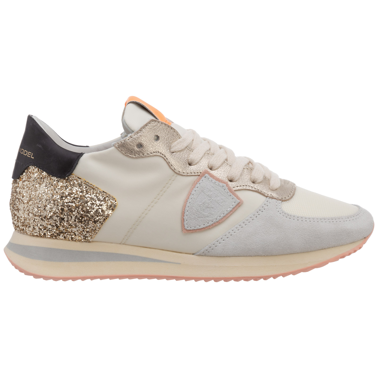 Philippe Model WOMEN'S SHOES LEATHER TRAINERS SNEAKERS TRPX