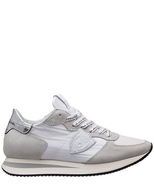 Sneakers Philippe Model Trpx A10ITZLDWC01 bianco