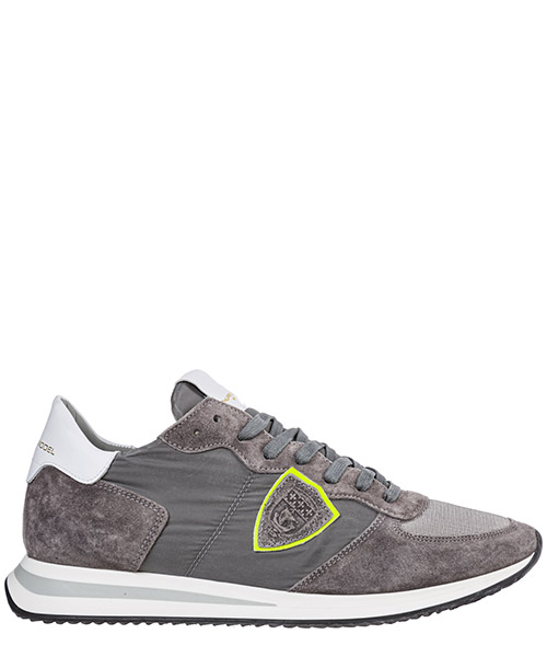 Sneaker Philippe Model tropez a19itzluw010 antracite
