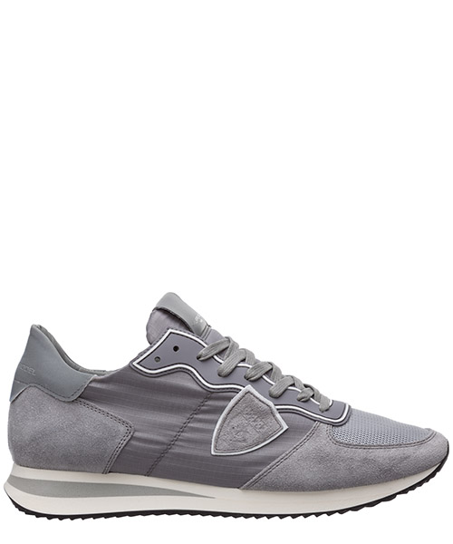 Sneakers Philippe Model trpx A10ITZLUWB12 gris