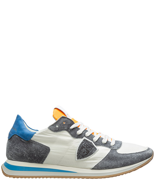 Sneaker Philippe Model trpx a10etzluwl03 bianco